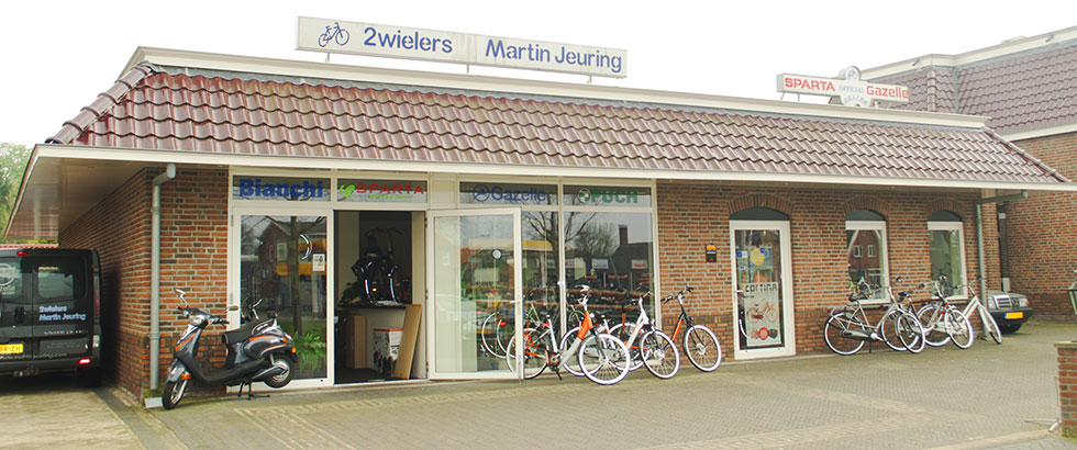 2Wielers Martin Jeuring